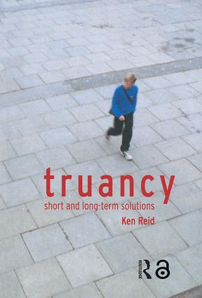 Truancy: Short and Long-term Solutions (Paperback) book cover