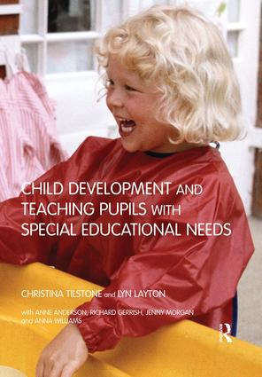Child Development and Teaching Pupils with Special Educational Needs (Paperback) book cover
