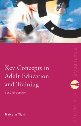 Key Concepts in Adult Education and Training book cover