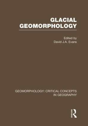 Glac Geom:Geom Crit Conc Vol 4: 1st Edition (Hardback) book cover