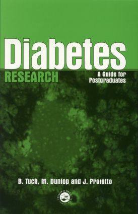 Diabetes Research: 2nd Edition (Hardback) book cover