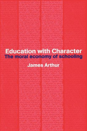 Education with Character: 1st Edition (e-Book) book cover