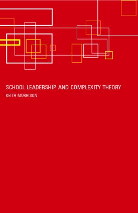 School Leadership and Complexity Theory (Paperback) book cover