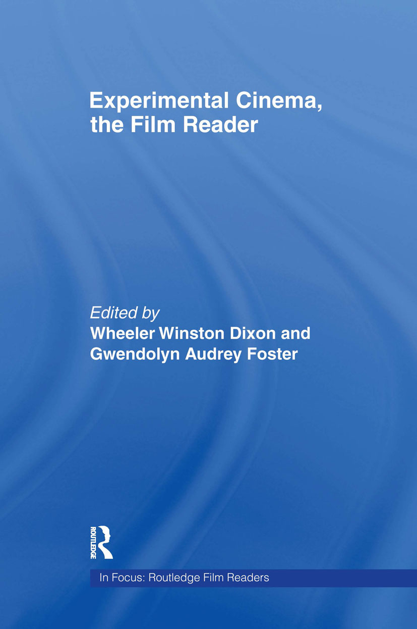 Experimental Cinema, The Film Reader book cover