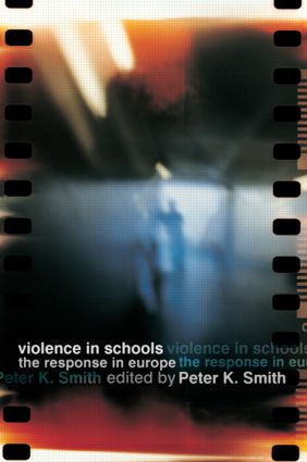 Violence in Schools: The Response in Europe (Paperback) book cover