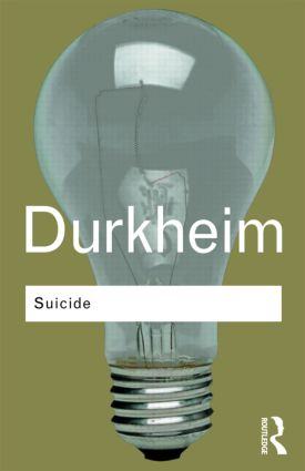 Suicide: A Study in Sociology, 2nd Edition (Paperback) book cover