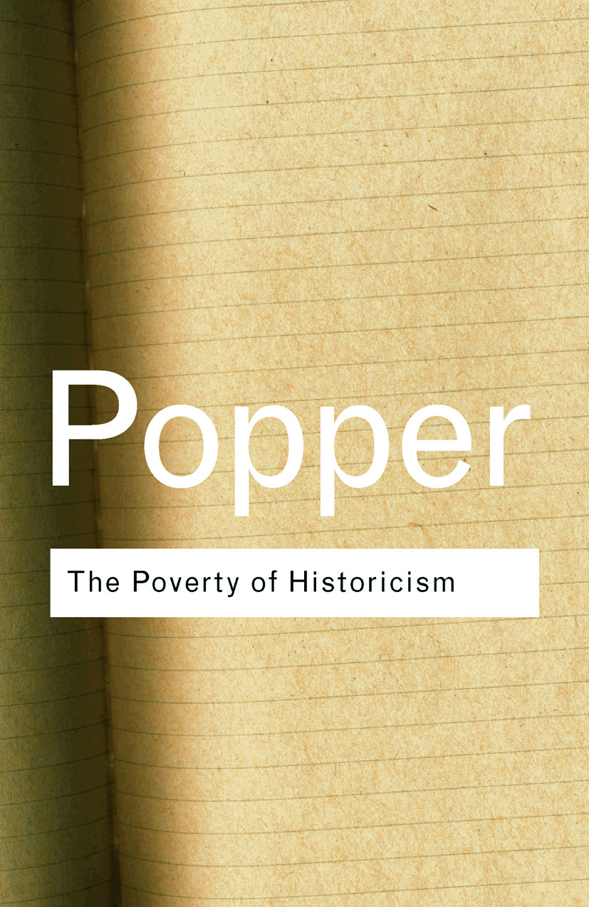 The Poverty of Historicism: 2nd Edition (Paperback) book cover