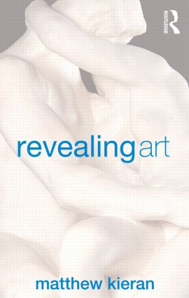 Revealing Art: 1st Edition (Paperback) book cover