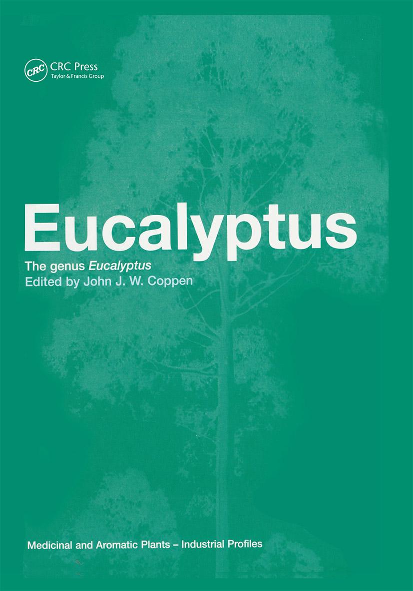 Eucalyptus: The Genus Eucalyptus book cover