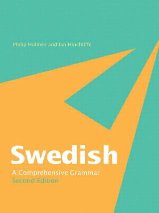 Swedish: A Comprehensive Grammar
