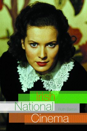Irish National Cinema (Paperback) book cover