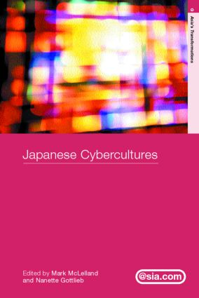 Japanese Cybercultures (Hardback) book cover