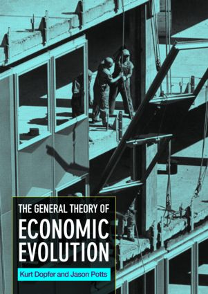 The General Theory of Economic Evolution: 1st Edition (e-Book) book cover