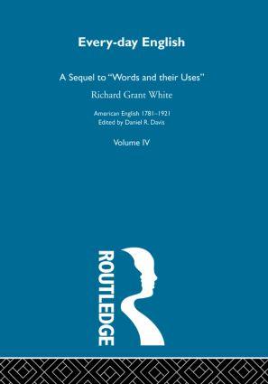 Everyday English:Sequel V4 (Hardback) book cover