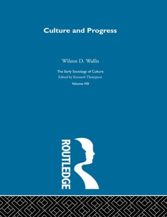 Culture & Progress:Esc V8 book cover