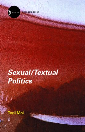 Sexual/Textual Politics: Feminist Literary Theory, 2nd Edition (Paperback) book cover