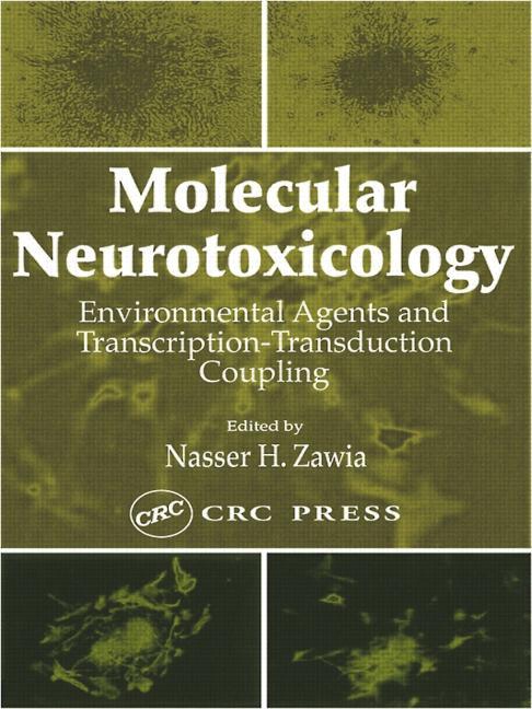 Molecular Neurotoxicology: Environmental Agents and Transcription-Transduction Coupling, 1st Edition (Hardback) book cover