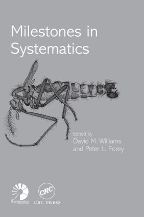 Milestones in Systematics: 1st Edition (Hardback) book cover