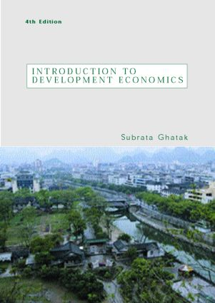 Introduction to Development Economics: 4th Edition (Paperback) book cover
