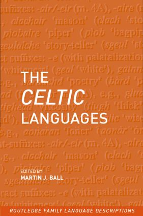 The Celtic Languages (e-Book) book cover