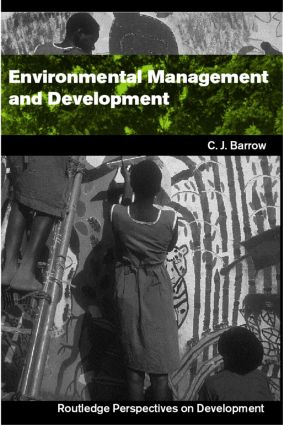 Environmental Management and Development (Paperback) book cover