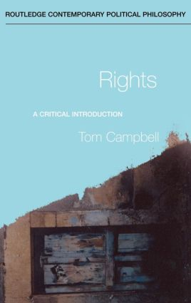 Rights: A Critical Introduction book cover