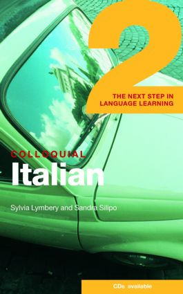 Colloquial Italian 2: The Next Step in Language Learning book cover