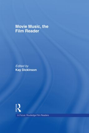 Movie Music, The Film Reader book cover