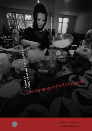 The Senses in Performance book cover