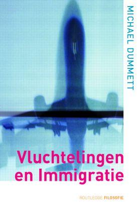 Vluchtelingen en immigratie (Paperback) book cover