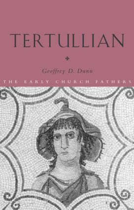 Tertullian: 1st Edition (Paperback) book cover