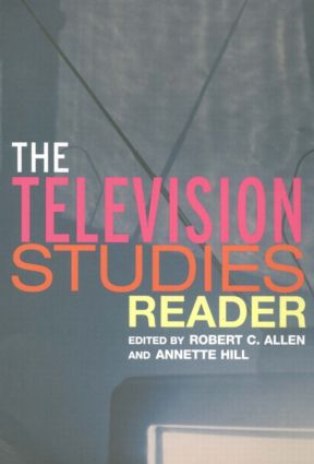 The Television Studies Reader (Paperback) book cover
