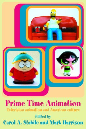Prime Time Animation: Television Animation and American Culture (Paperback) book cover
