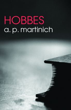 Hobbes (Paperback) book cover