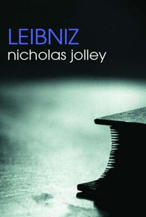 Leibniz (Paperback) book cover