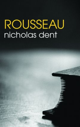 Rousseau (Paperback) book cover