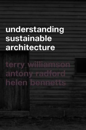 Understanding Sustainable Architecture (Paperback) book cover