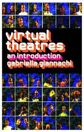 Virtual Theatres: An Introduction (Paperback) book cover