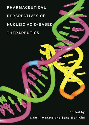 Pharmaceutical Perspectives of Nucleic Acid-Based Therapy: 1st Edition (Hardback) book cover