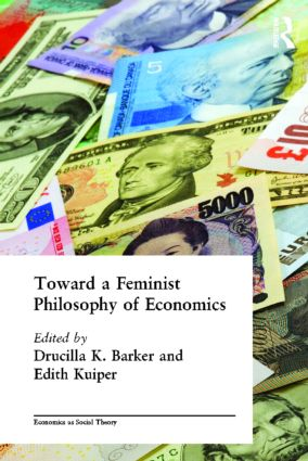 Toward a Feminist Philosophy of Economics (Paperback) book cover