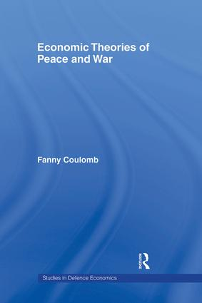 Economic Theories of Peace and War book cover