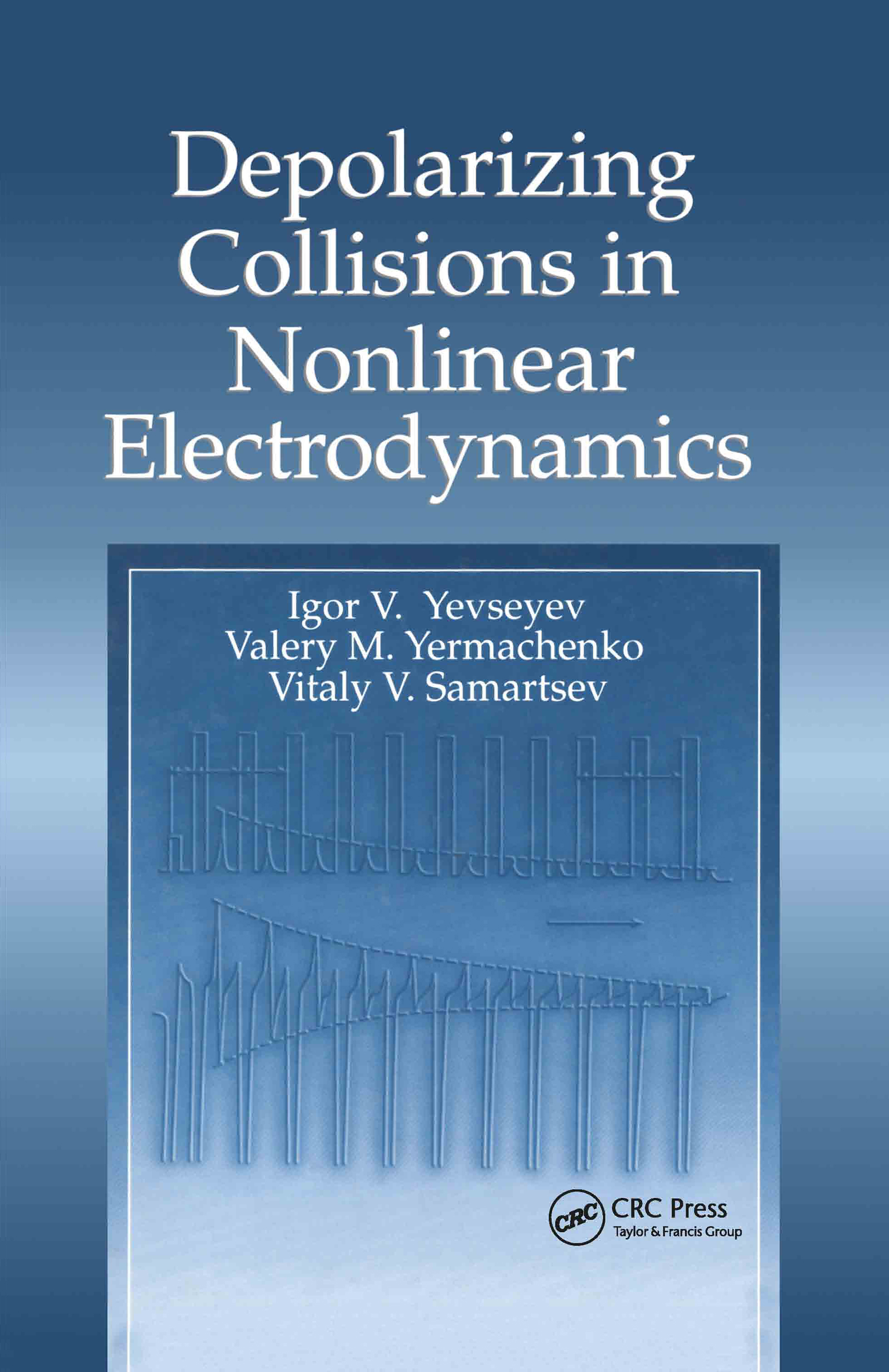 Depolarizing Collisions in Nonlinear Electrodynamics: 1st Edition (Hardback) book cover