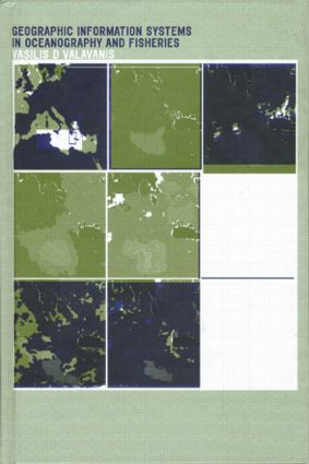 Geographic Information Systems in Oceanography and Fisheries: 1st Edition (Paperback) book cover