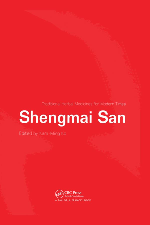 Shengmai San book cover