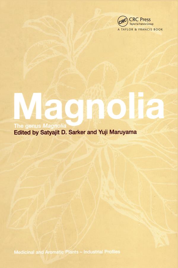 Magnolia: The Genus Magnolia book cover