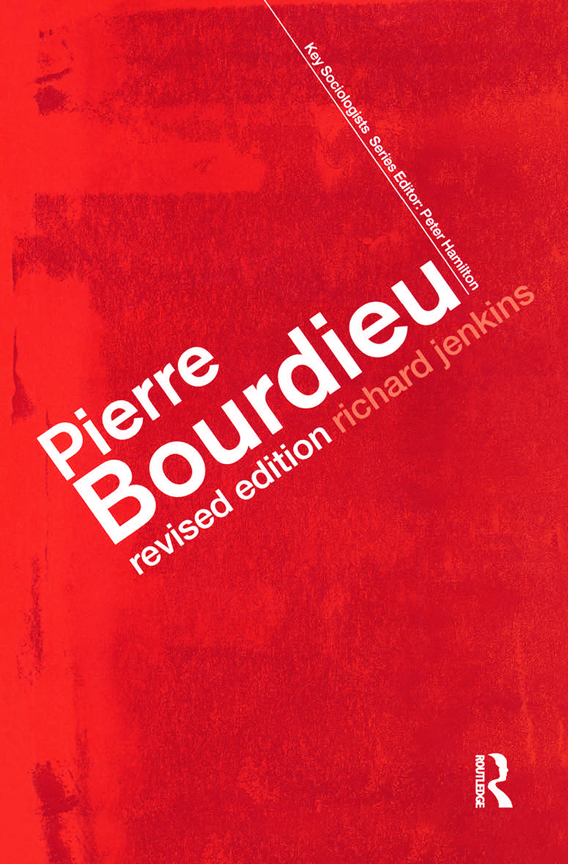 Pierre Bourdieu: 2nd Edition (Paperback) book cover
