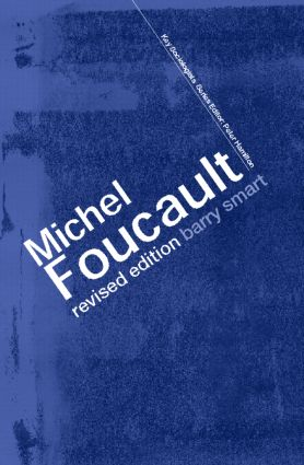 Michel Foucault book cover