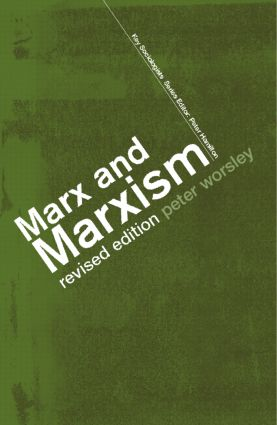 Marx and Marxism: 2nd Edition (Paperback) book cover
