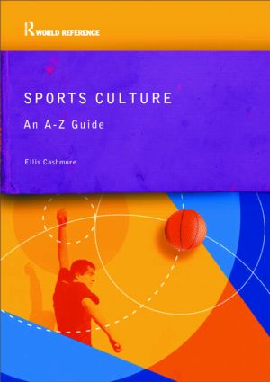 Sports Culture: An A-Z Guide (Paperback) book cover