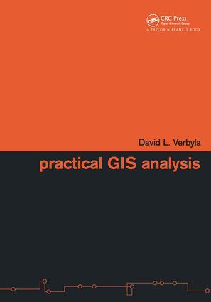 Practical GIS Analysis: 1st Edition (Hardback) book cover